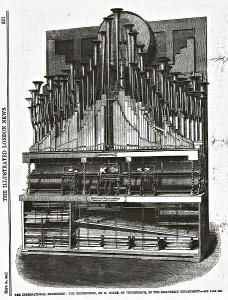 Welte-Orchestrion von 1862