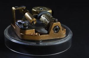 Schweizer Walzen-Spieluhr